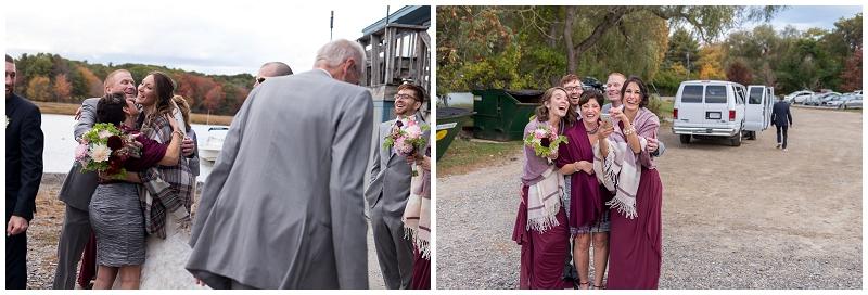 Cape Neddick Intimate Wedding Photos by Linda Barry Photography