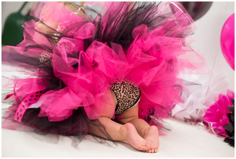 First birthday cake smash by Linda Barry Photography