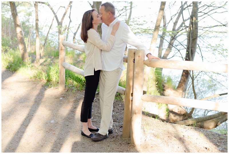 A Mackworth Island Engagement Session by Linda Barry Photography. Click here to see more beautiful images from Karrie and Bill's session.
