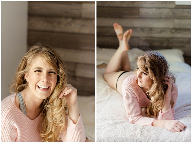 Maine body positivity photo session by Linda Barry Photography.
