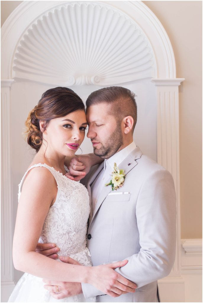 The Commons 1854 Spring Wedding Styled Photos by Linda Barry Photography. Boston Wedding Photographer.