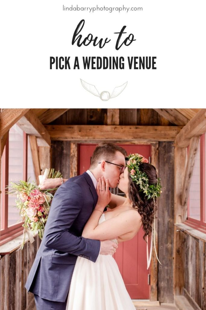 8 tips on how to pick the perfect wedding venue!