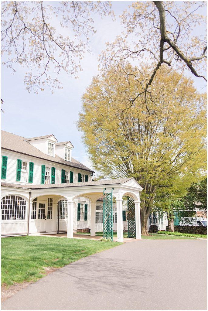 hillstead museum wedding venue