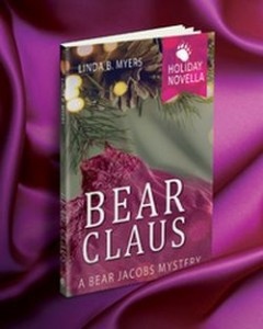 Linda B Myers Bear Claus book cover