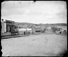 1872 Castlemaine Mostyn St. W B Cairnes Ironmonger.