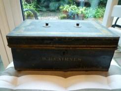 WBC Cash Box