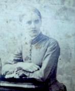 Theresa Holmes Cairnes 1860 - 1950