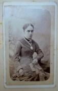 Mary Elizabeth cairnes Lizzie 1859-1942