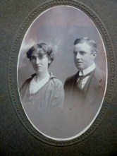 Is this Flora Moama cairnes and Husband Bartholomew Gleeson 1907