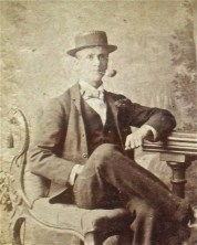Harry Cairnes 1894? Yarrawonga