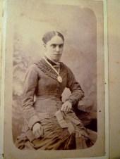 Mary Elizabeth Cairnes ( Lizzie)