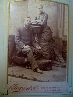 Montgomery and Theresa early 1880's