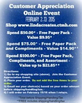 2015 Customer Appreciation Event