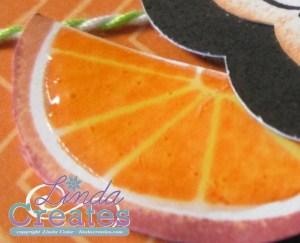 Taste of Summer Liquid Glass Technique Linda Creates ~ Linda Caler www.lindacreates.com www.lindacreates.ctmh.com