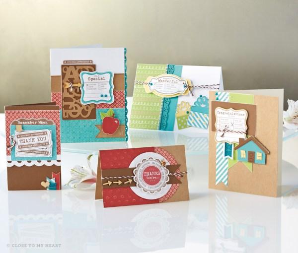Cricut Art Philosophy Cards Linda Creates~Linda Caler www.lindacreates.com