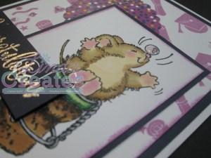 Freshly Made Sketches 189 Linda Creates ~ Linda Caler Penny Black/Close To My Heart