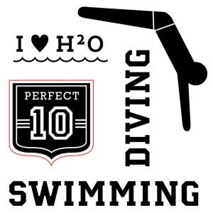 B1514 Play Hard Diving
