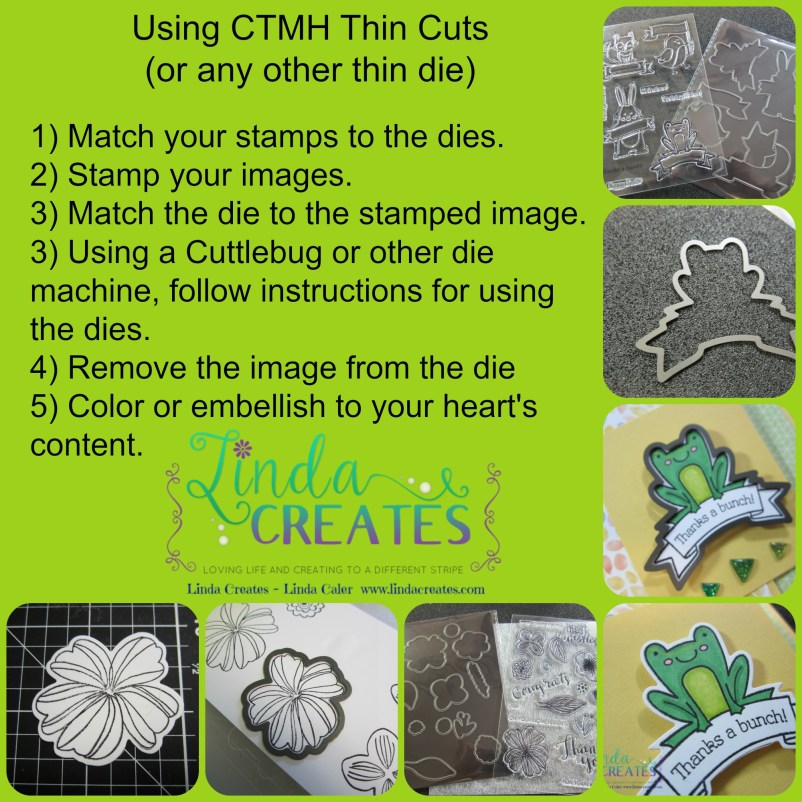 Using Thin Cuts wm Collage