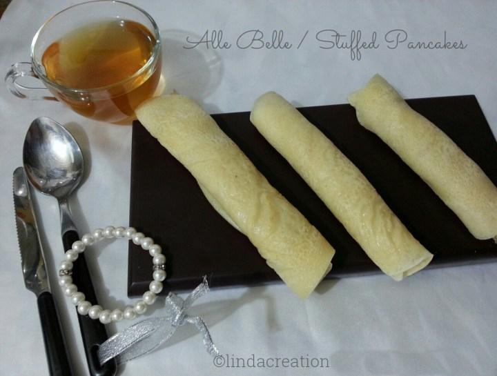 Alle Belle / Stuffed Pancakes