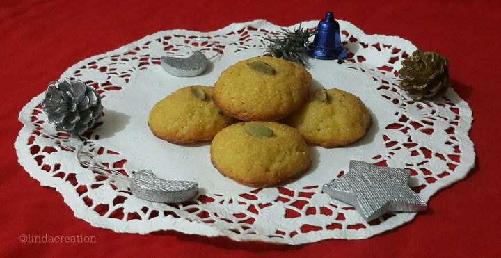 Bolinhas / Rava Cookies