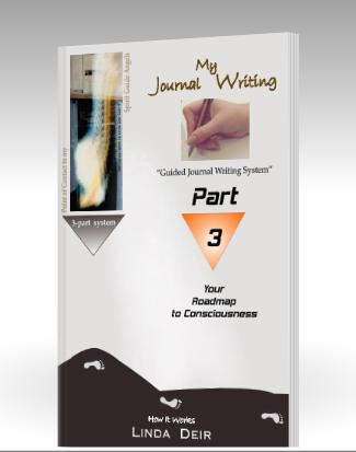 My Journal Writing, part three of the Guided Journal Writing System