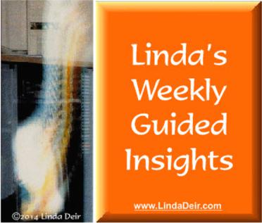 Sign up to: Linda's Weekly Guided Insights