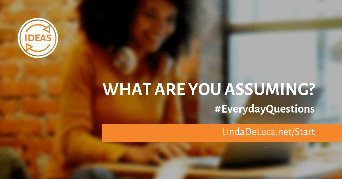 Lindadeluca.net asking everyday questions for success