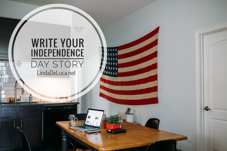 Write Your Independence Story