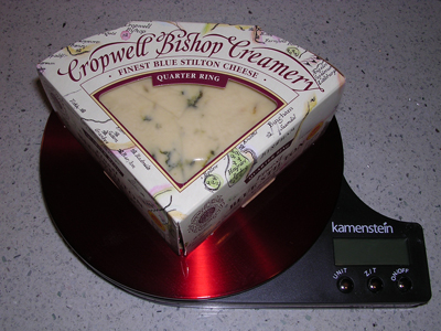 Yummy English Stilton