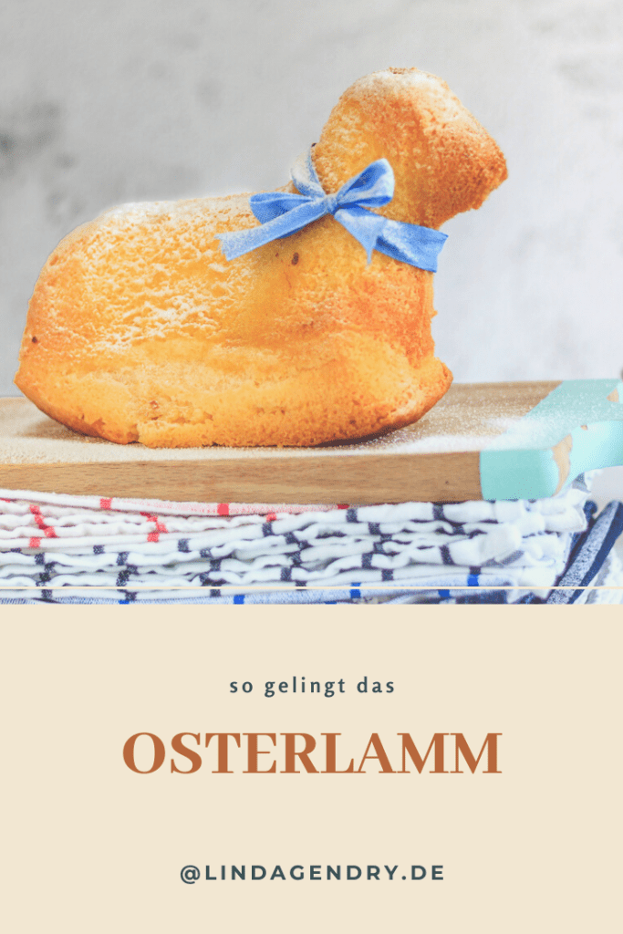 Osterlamm Pinterest