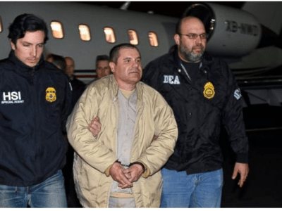 Drug lord Joaquin 'El Chapo' Guzman found guilty on all 10 charges