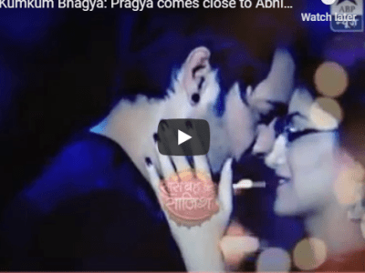 Kumkum Bhagya: Pragya comes close to Abhi during dance