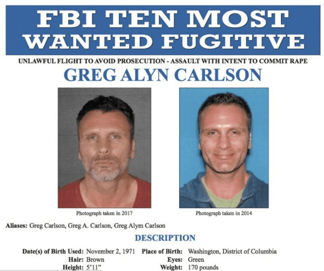 FBI: Most Wanted list suspect is believed killed by officers