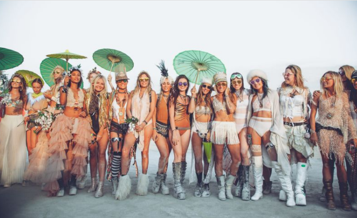 Burning Man Comes Out Against Instagram Influencers and Coachella-ification
