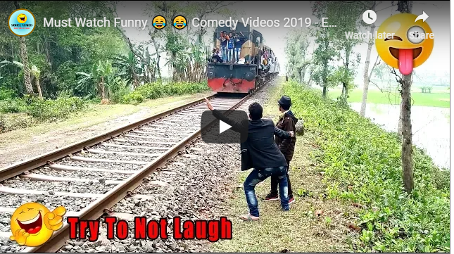 Must Watch Funny 😂 😂 Comedy Videos 2019 - Episode 63