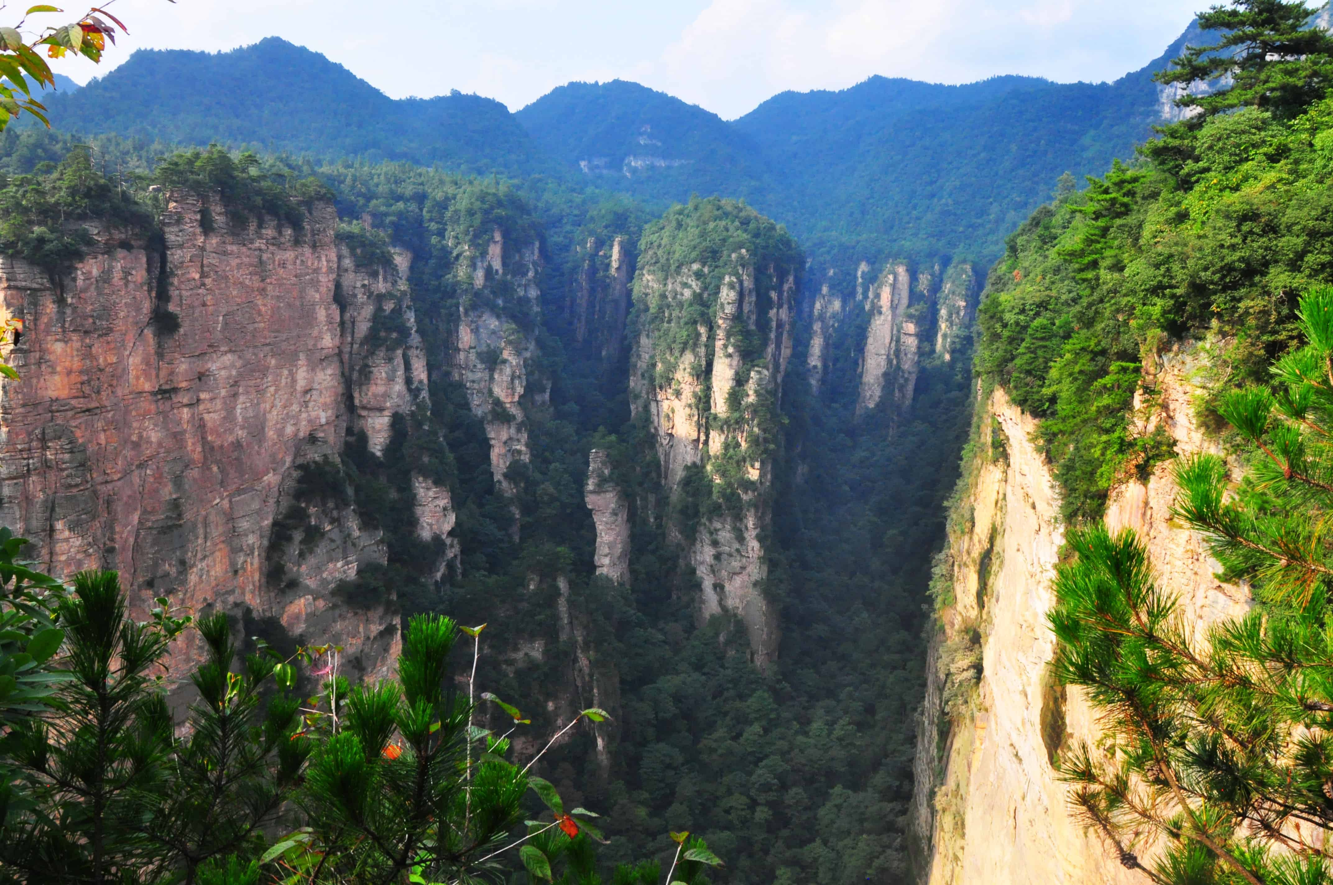 A Complete Guide To Zhangjiajie National Park in China
