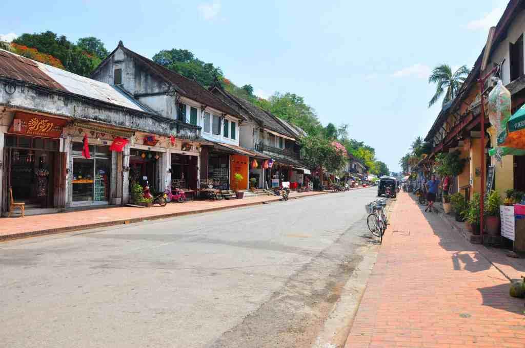 Oldtown Luang Prabang