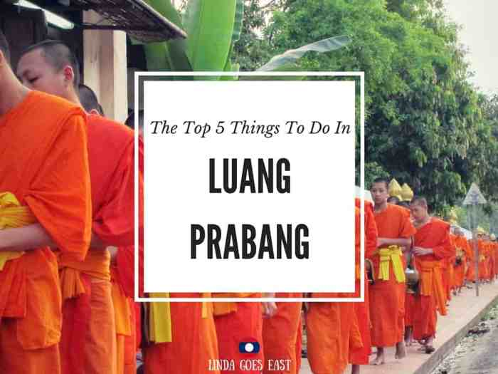 Top 5 Things To Do in Laos | Linda Goes East