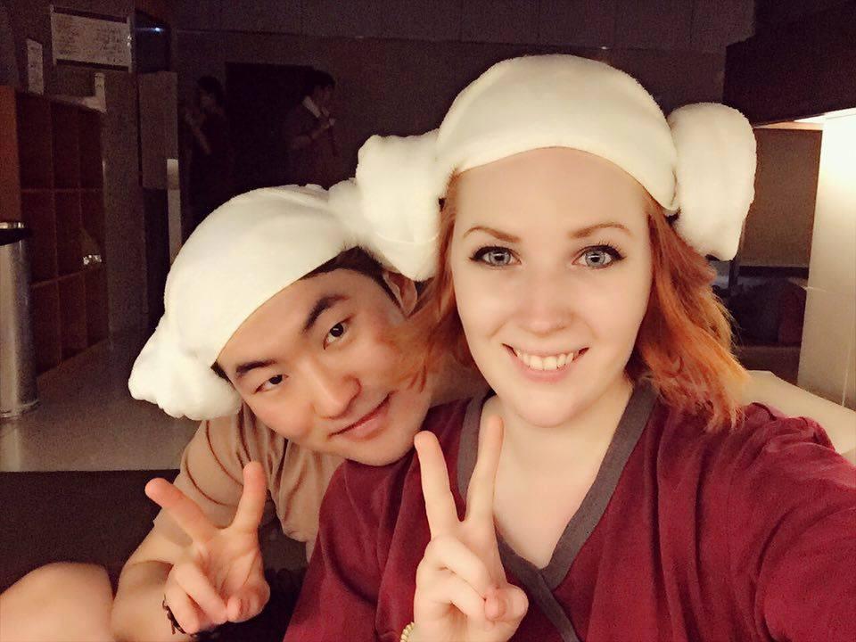 exploring the Korean spa