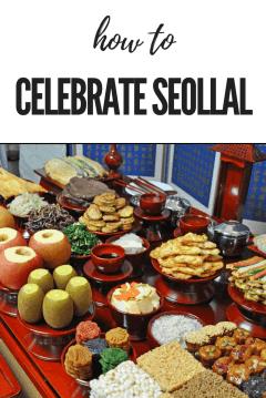 lunar new year in korea