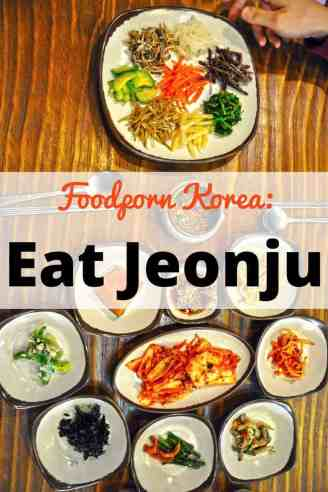 What To Eat In Jeonju | Linda Goes East
