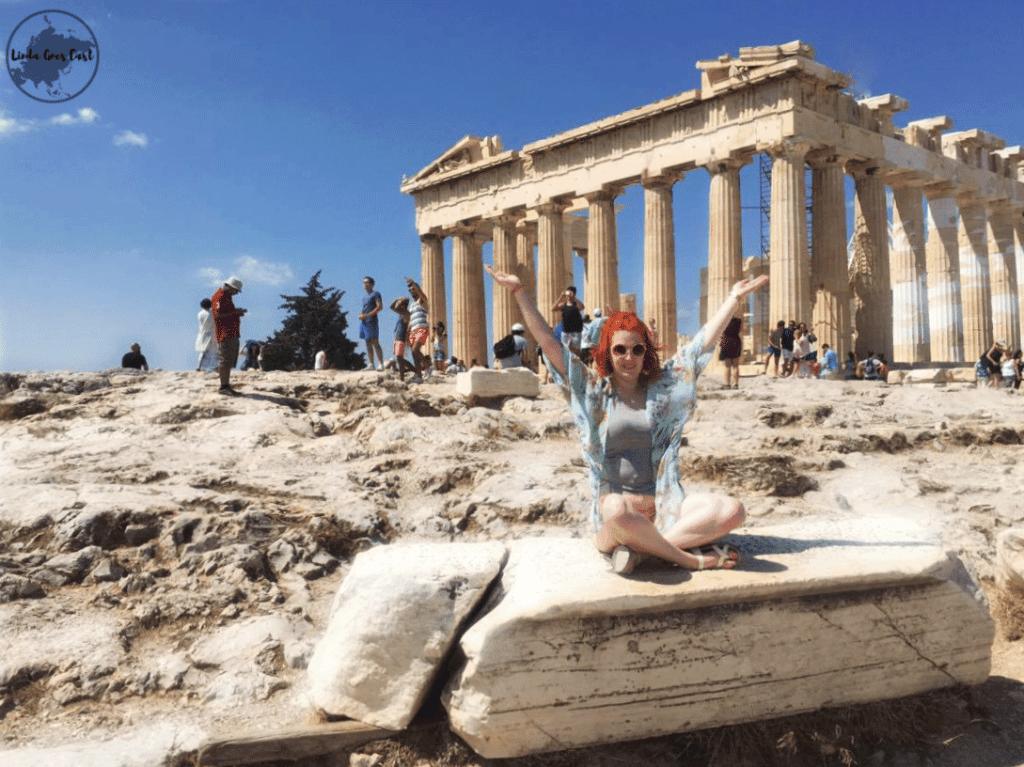 Acropolis | Linda Goes East