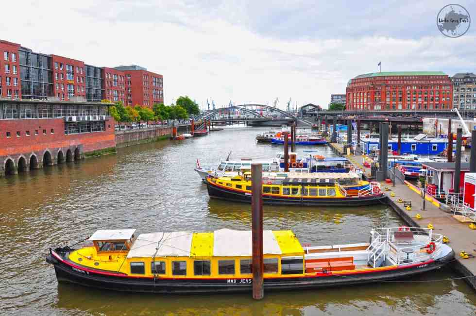 The Perfect Itinerary For Exploring Hamburg