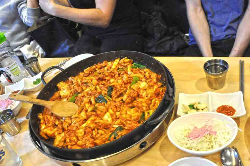 The Best Seoul Food Tour You Must Try