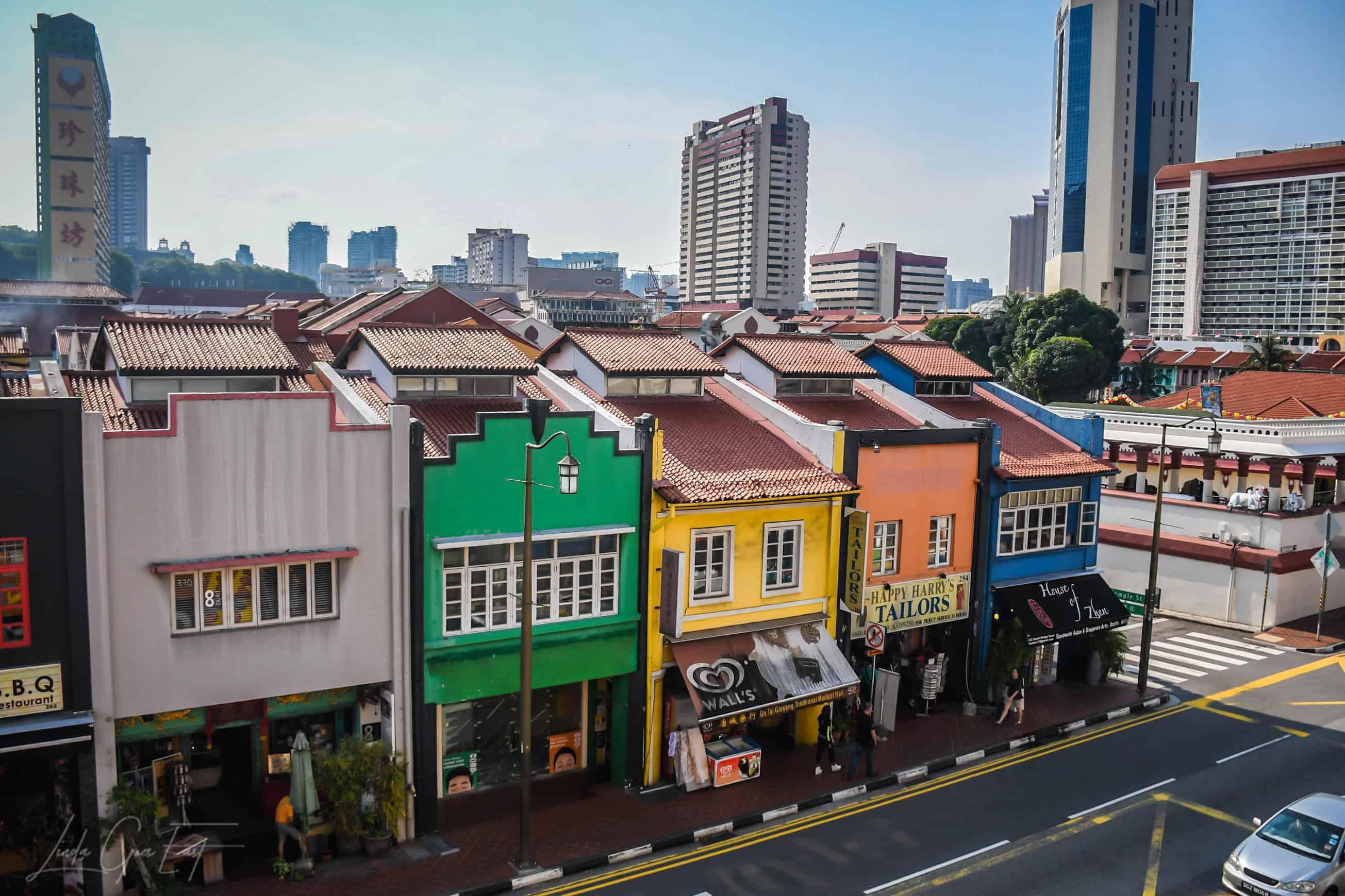 hostel in Chinatown Singapore