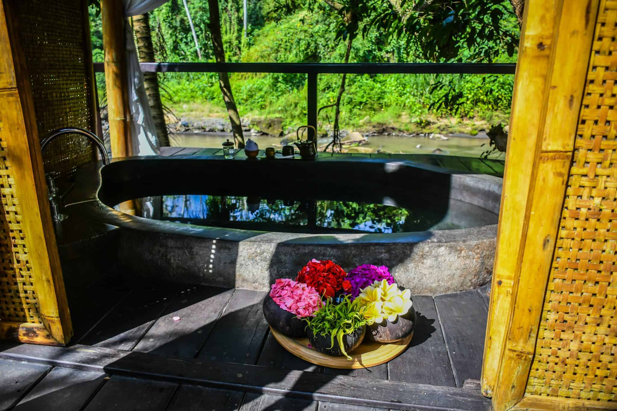 Fivelements - Balinese Flower Baths in Ubud