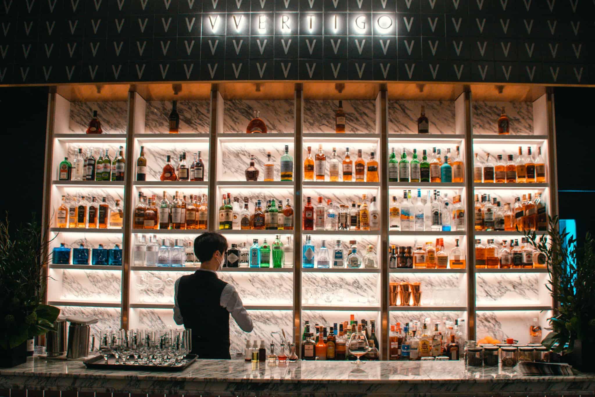 Cocktail Bar at Conrad Seoul