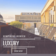 Recommended Hotels Munich