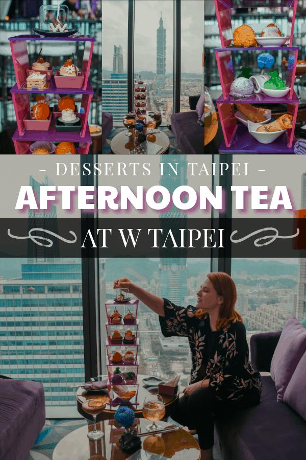 Afternoon Tea in Taipei