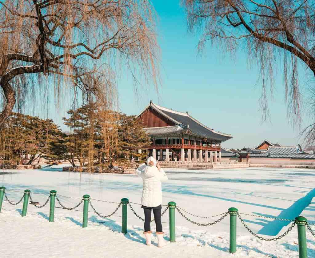 South Korea in Winter